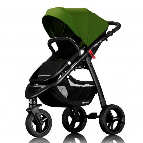 Carucior Copii 3 in 1 TRIO SHINE Green FreeOn