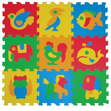 Covoras Tip Puzzle Animalute FreeON